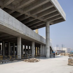 David Chipperfield . West Bund Art Museum . Shanghai  (3)