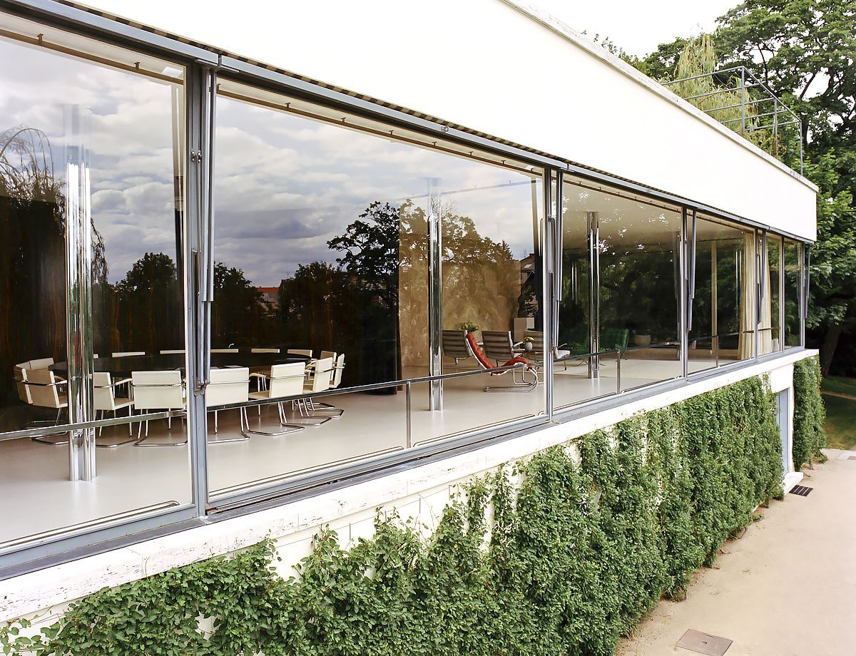 Mies Der Rohe Haus Tugendhat mies der rohe villa tugendhat brno 4 a f a s i a