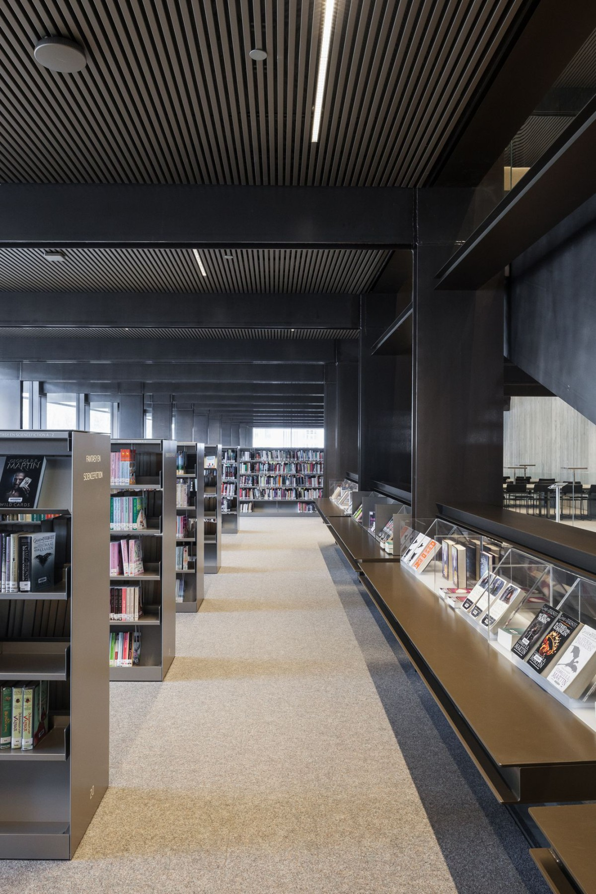 RCR . COUSSÉE & GORIS . De Krook  city library . Ghent (31)