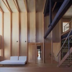 Tetsuya Mizukami . House renovation . Echizen  (4)