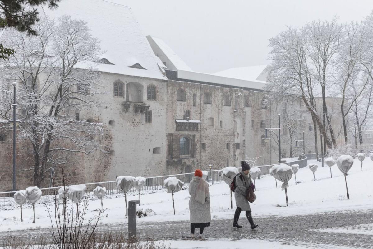Nieto Sobejano . Moritzburg Museum Extension . Halle (1)