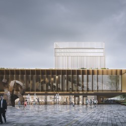 Mecanoo . Taiwan National Archive . Taipei  (1)