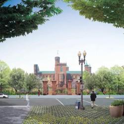 BIG. smithsonian campus master plan . washington (2)