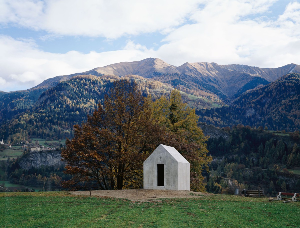 CHRISTIAN KEREZ . Chapel . Oberrealta  (2)