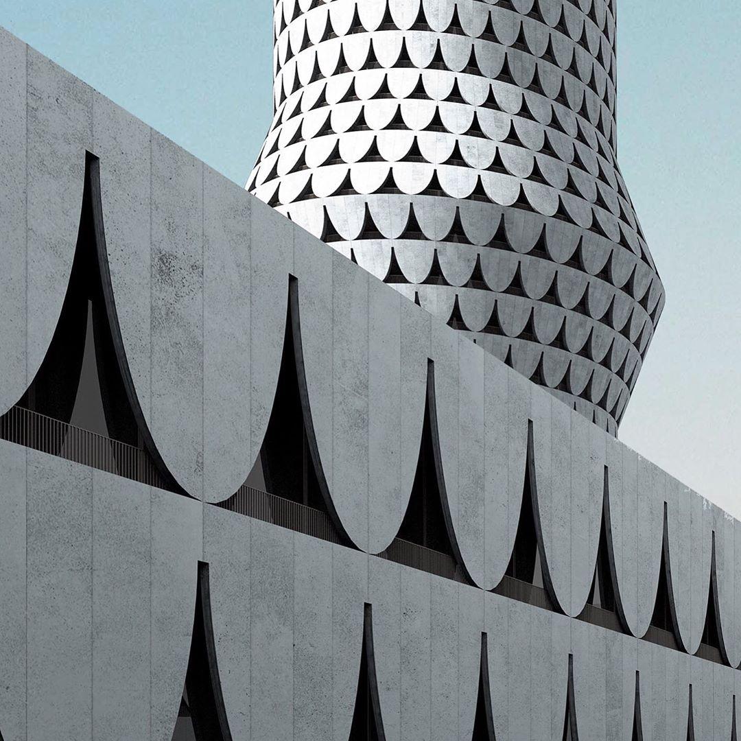 afasia Valerio Olgiati . Swiss Cardiac Center . Abu Dhabi (1)