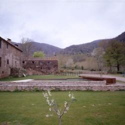RCR Arquitectes . Alberca en 'La Vila' de Trincheria . Vall de Bianya (5)