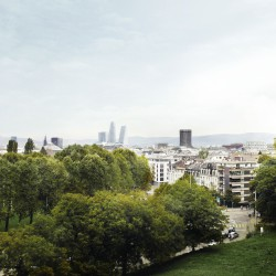 herzog & de meuron . Roche development plan . Basel (4)