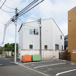 Hatakenaka . Mizobe . SUPER PIXEL . Koremasa Fragment . Tokyo (3)