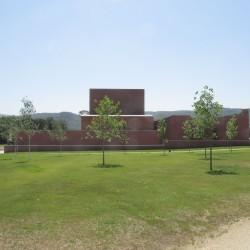 Álvaro Siza . Public Auditorium . Llinars del Vallès (26)