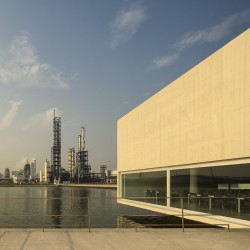 Alvaro Siza - THE BUILDING ON THE WATER SHIHLIEN CHEMICAL (27)