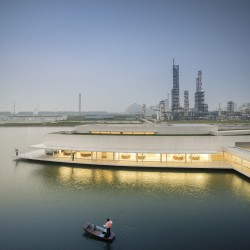 Alvaro Siza - THE BUILDING ON THE WATER SHIHLIEN CHEMICAL (8)