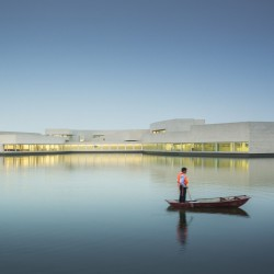 Alvaro Siza - THE BUILDING ON THE WATER SHIHLIEN CHEMICAL (9)
