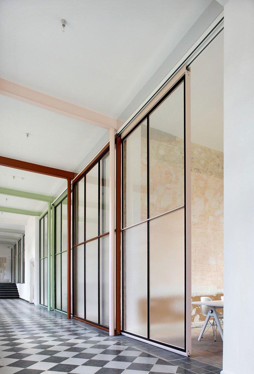 Architecten De Vylder Vinck Taillieu . Famous Agency . Ghent (5)