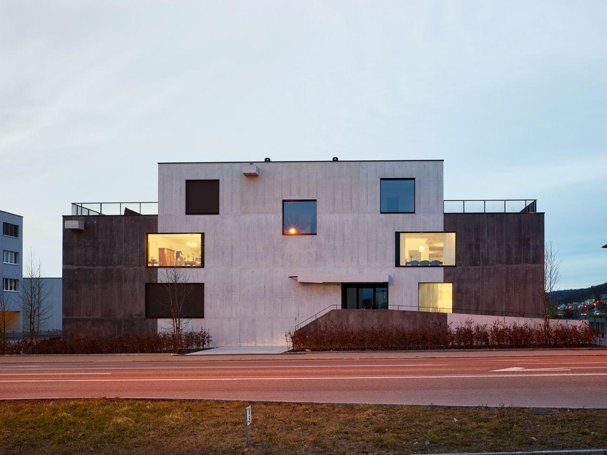 EM2N . Multi-generational Apartment House . Bremgarten (1)