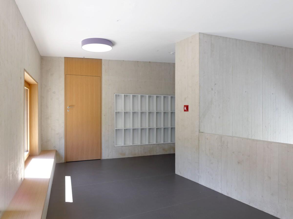 Omar Trinca . Le Gazouillis Kindergarten . Geneva (12)