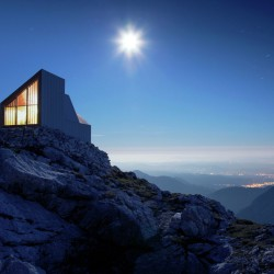 OFIS Architects . Alpine Shelter . Skuta Mountain (13)
