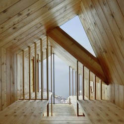 OFIS Architects . Alpine Shelter . Skuta Mountain (18)