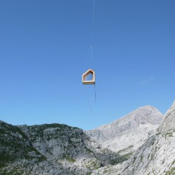 OFIS Architects . Alpine Shelter . Skuta Mountain (20)