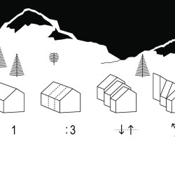 OFIS Architects . Alpine Shelter . Skuta Mountain (23)