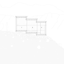 OFIS Architects . Alpine Shelter . Skuta Mountain (33)