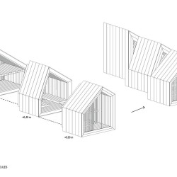 OFIS Architects . Alpine Shelter . Skuta Mountain (36)