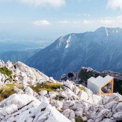 OFIS Architects . Alpine Shelter . Skuta Mountain (4)