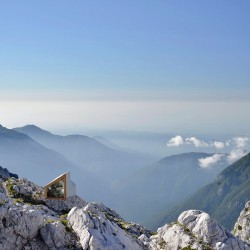 OFIS Architects . Alpine Shelter . Skuta Mountain (5)