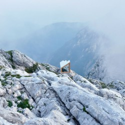 OFIS Architects . Alpine Shelter . Skuta Mountain (7)