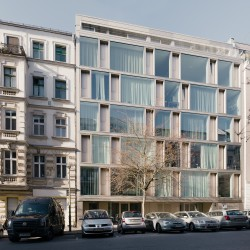 zanderroth architekten . Christburger residential buildings . Berlin