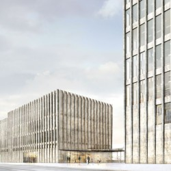 Harry Gugger Studio . Natural History Museum and City Archive . Basel (1)