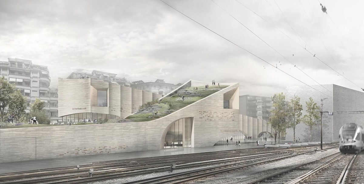 LOCALARCHITECTURE . Elysée-mudac Museum . Lausanne (1)