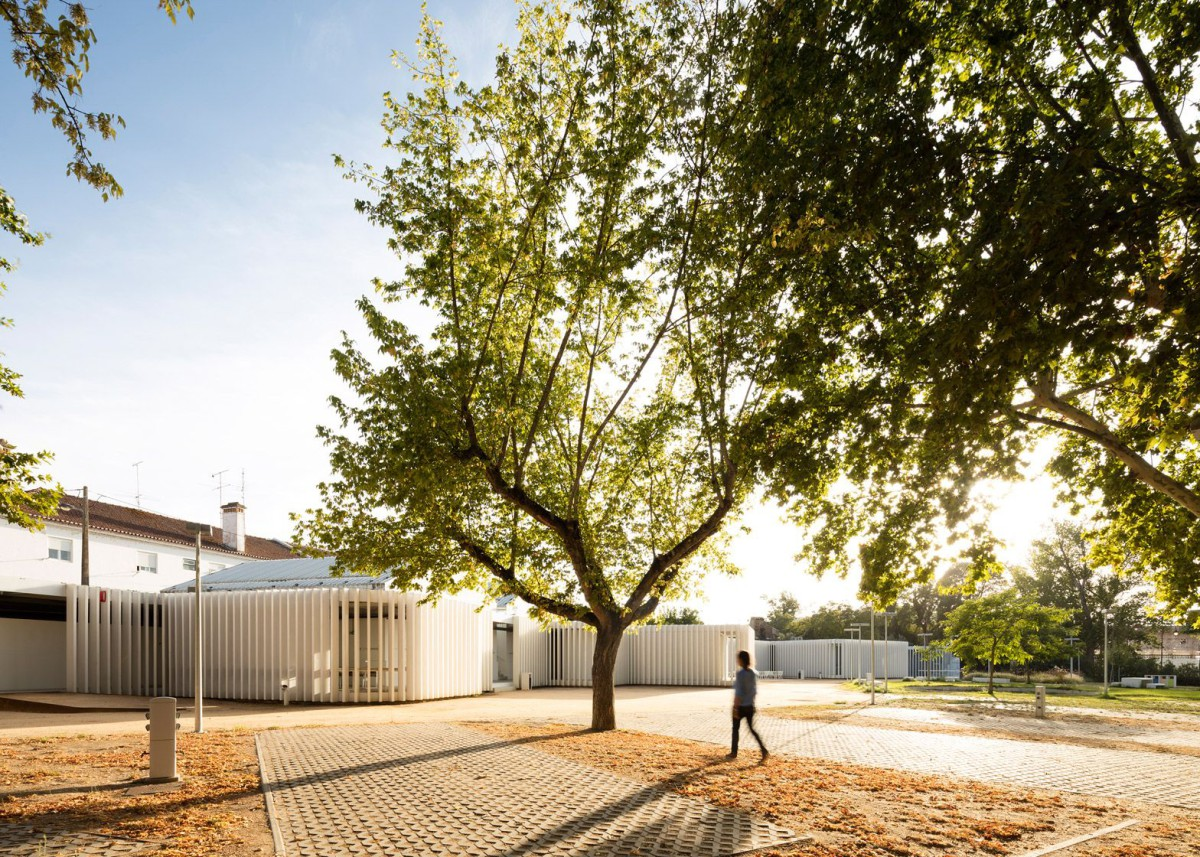 Atelier Rua . campsite facilities . Abrantes
