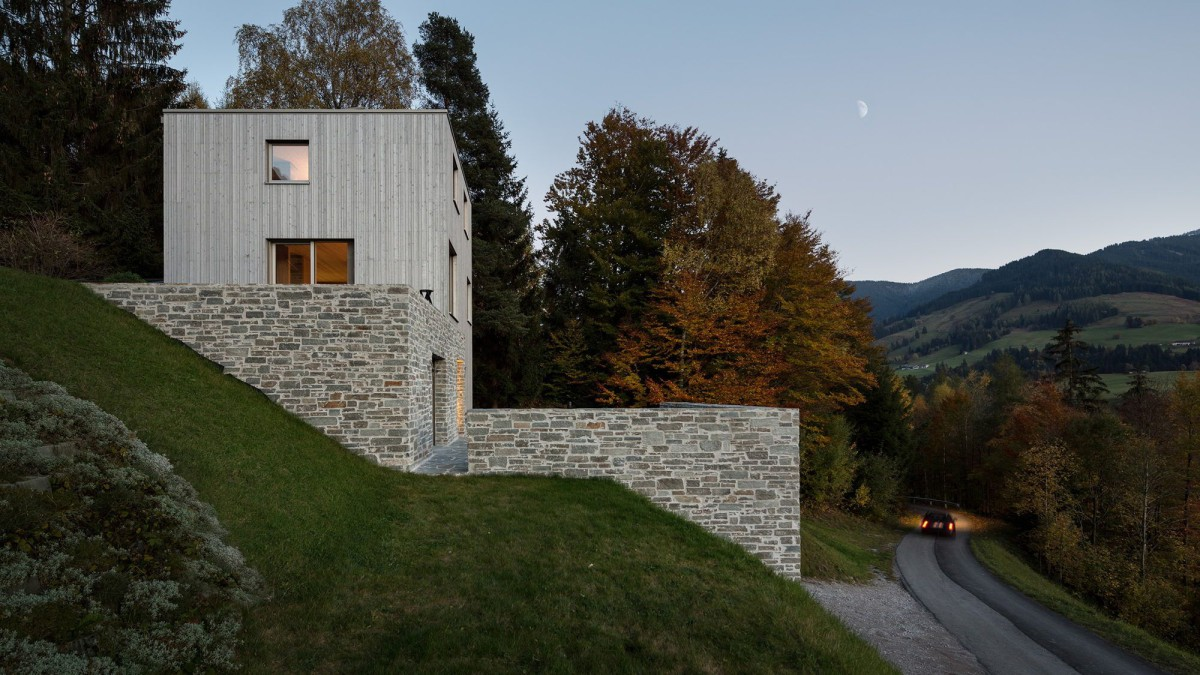 LP Architektur . Family house . Leogang (1)