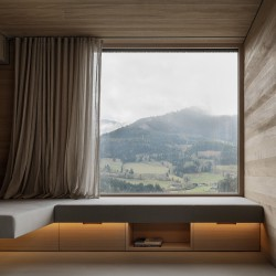 LP Architektur . Family house . Leogang (10)