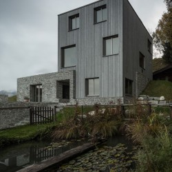 LP Architektur . Family house . Leogang (7)