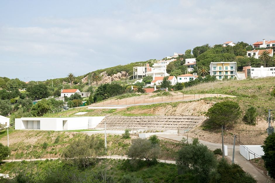 Aires Mateus . Private House . Sesimbra (1)