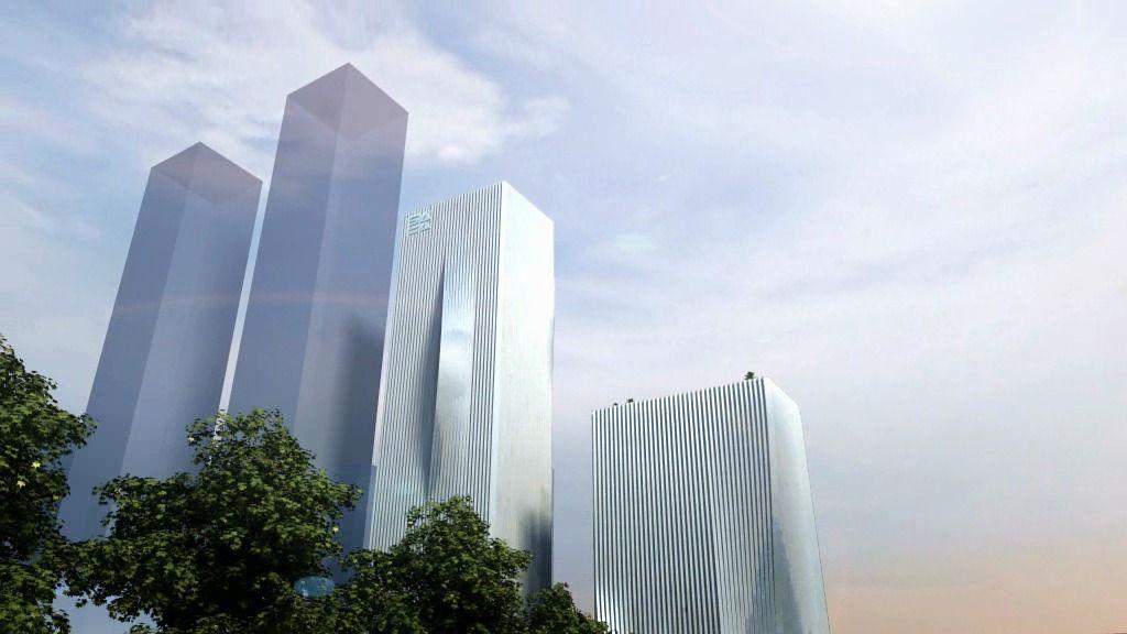 BIG . Energy Headquarters . Shenzhen  (1)