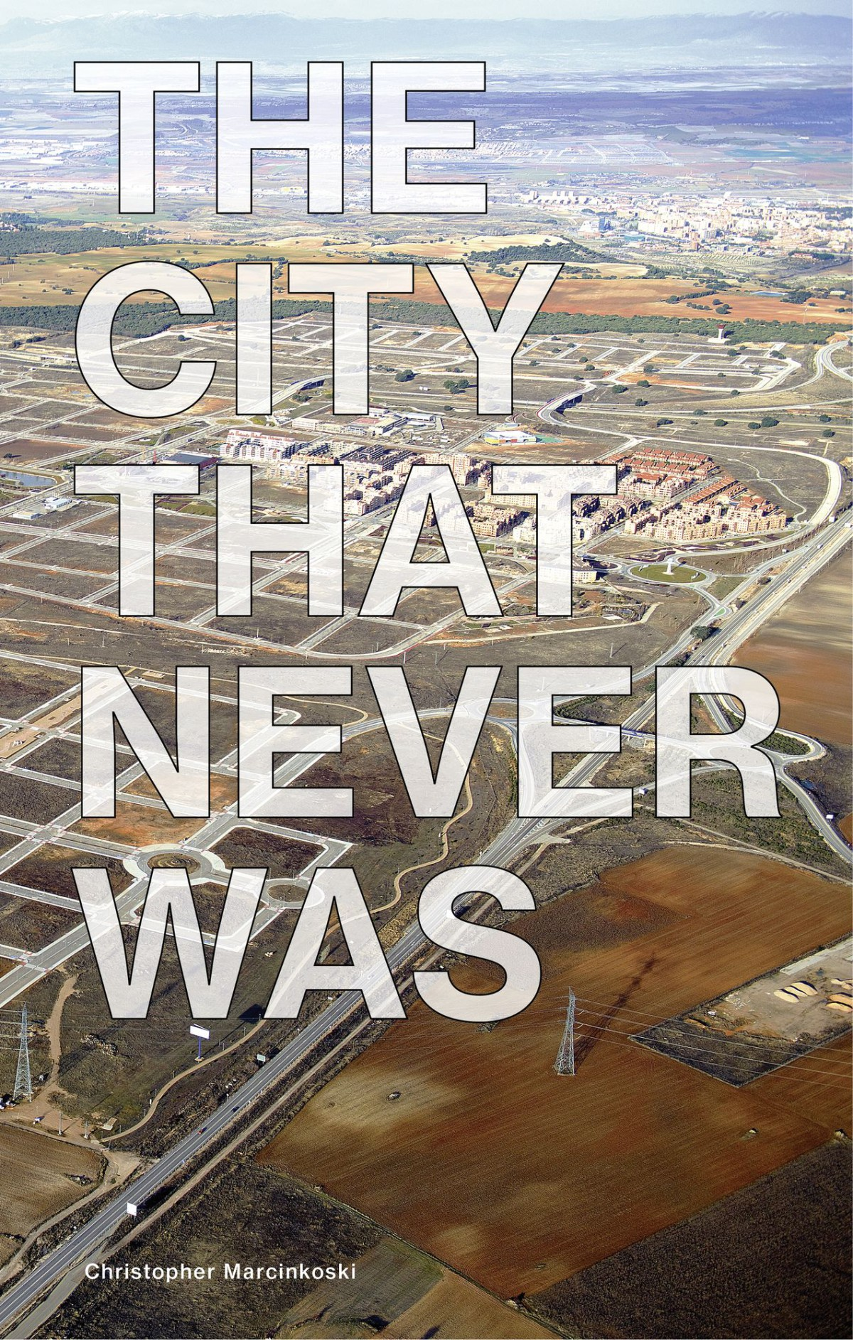 The City That Never Was cover_rev