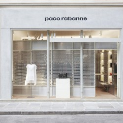 OFFICE . Paco Rabanne flagship store . Paris (1)