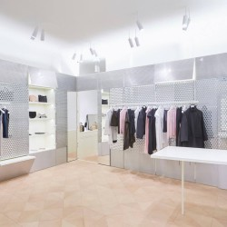 OFFICE . Paco Rabanne flagship store . Paris (2)