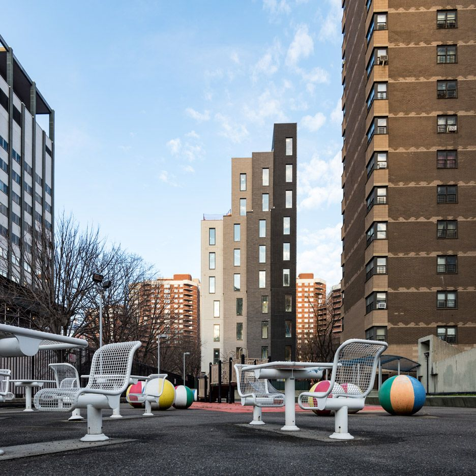 New York Apartments Outside: A F A S I A