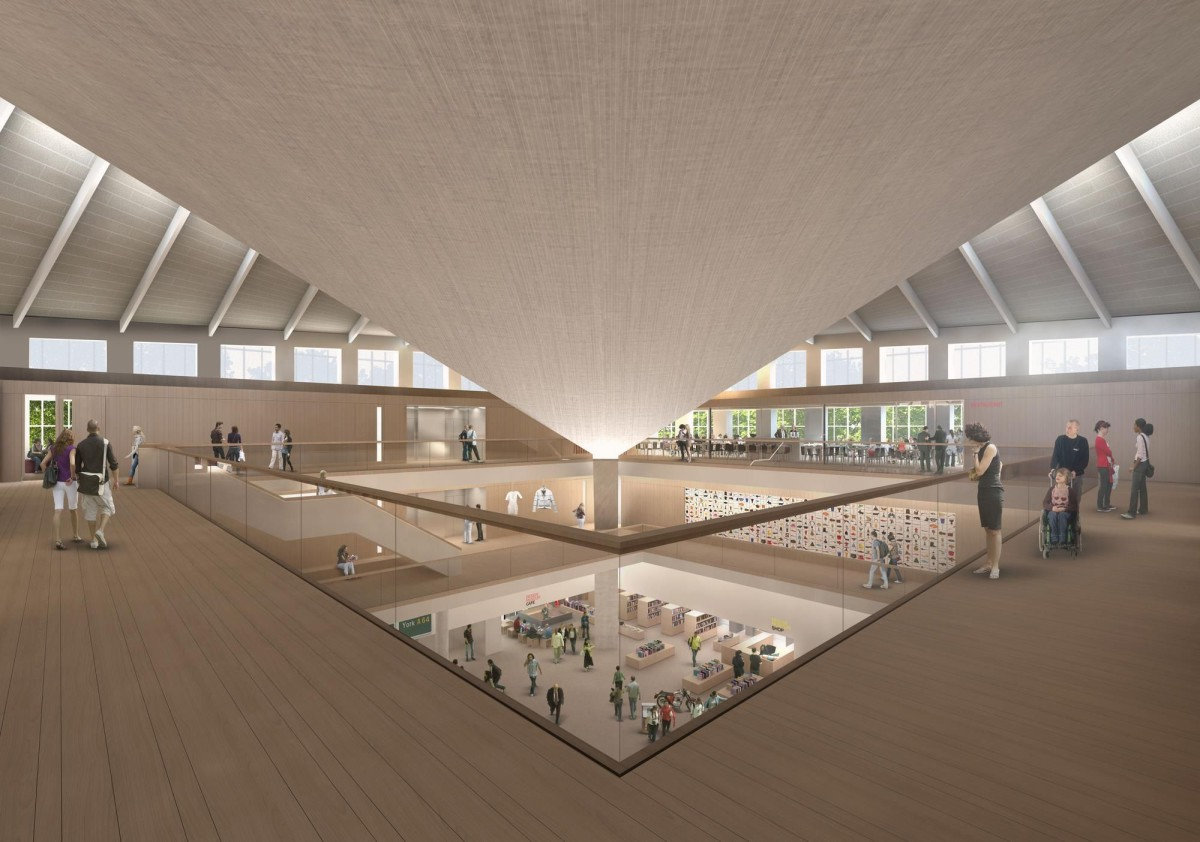 John Pawson . The  Design Museum . London (0 0)