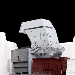 OMA . Whitney Museum Extension . New York (1)