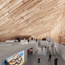 SERRANO + BAQUERO . museo Guggenheim . Helsinki (4)