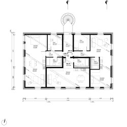 PAC . Multi-family passive house with 8 apartments . Potsdam  (14)