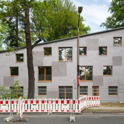 PAC . Multi-family passive house with 8 apartments . Potsdam  (2)