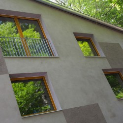 PAC . Multi-family passive house with 8 apartments . Potsdam  (4)