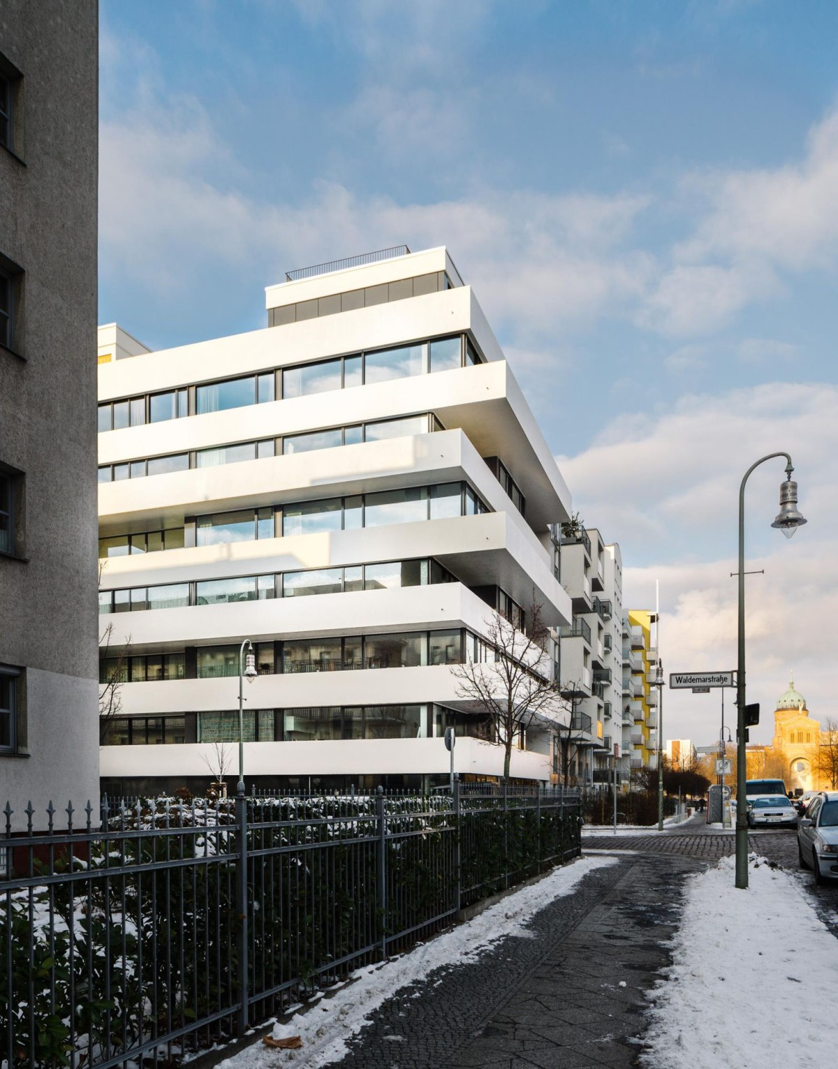 zanderroth . WA17  WALDEMARSTRASSE RESIDENTIAL BUILDING . BERLIN (1)