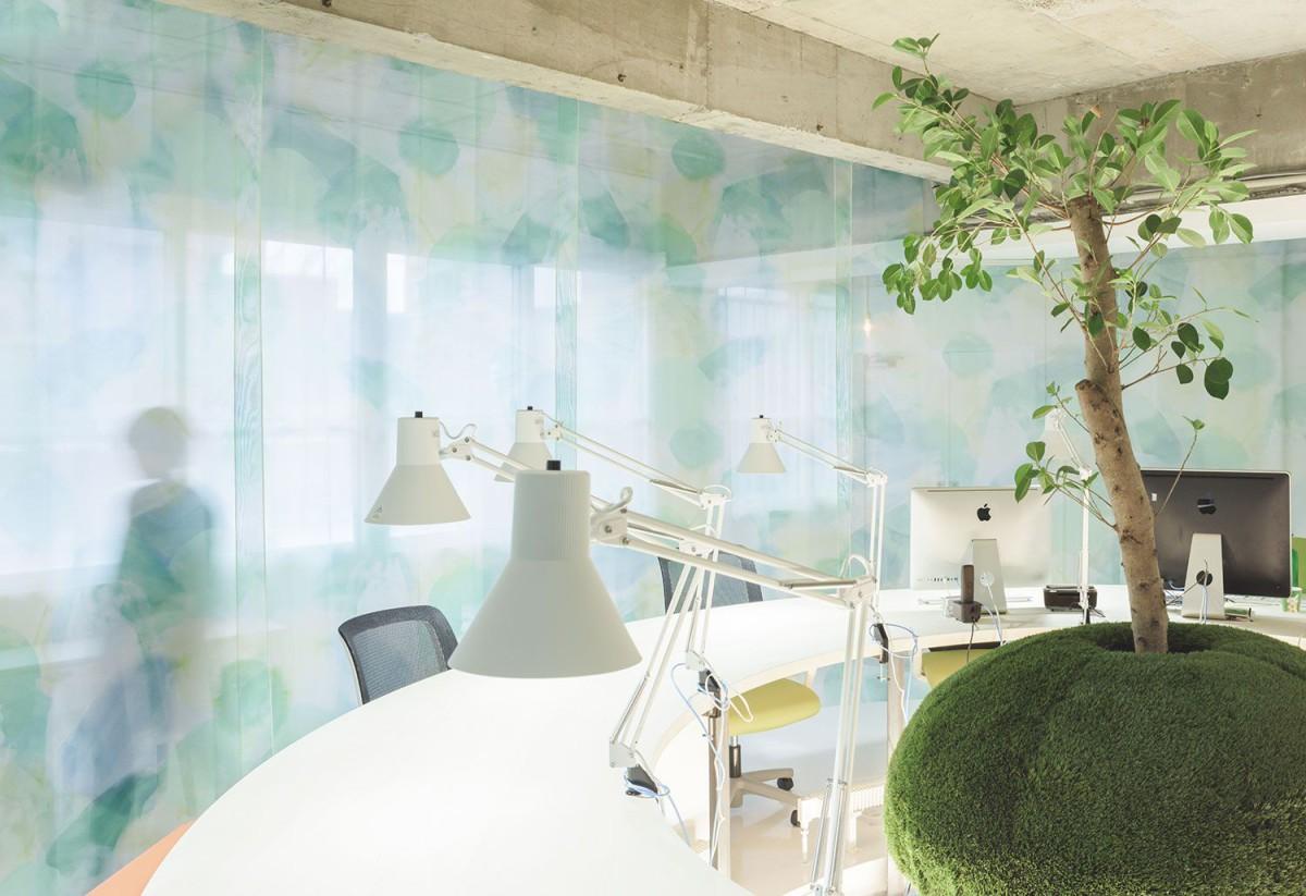 Jun Igarashi . office refurbishment . Sapporo (12)