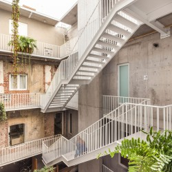 Cadaval & Sola-Morales . CH 139, Mixed Use Building . Mexico City (36)